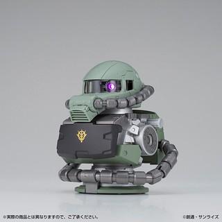 EXCEED MODEL ZAKU HEAD「量產型薩克II 發光&發聲 胸像組」【PB限定】!ライティング&サウンド バストセット 量産型ザクII