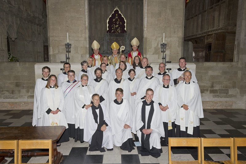 St Albans Diocese Priests 2018