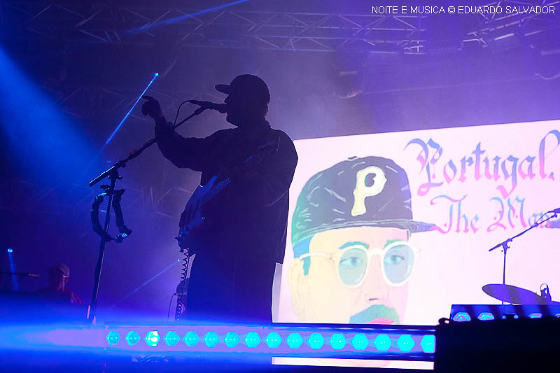 Portugal. The Man - NOS Alive 2018