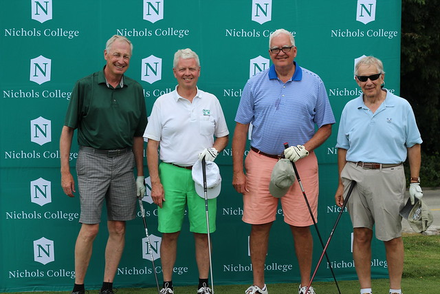 40th Annual Alumni Golf Tournament
