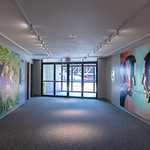 In Sight On Site: Murals - Sandi Calistro & Mark Penner Howell - Photograph by Wes Magyar