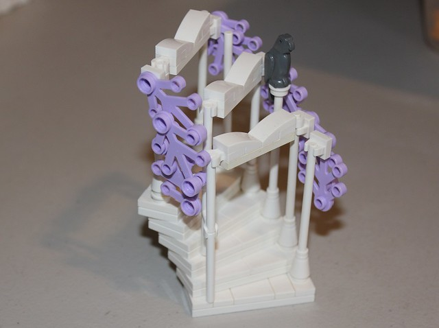 Curving Elven Staircase Tutorial