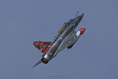 Dassault Mirage 2000D / Armée de l'air | Couteau Delta Tactical Display / 3-IT - Photo of Le Plessis-l'Évêque
