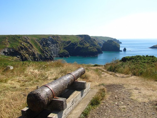 Guarding Mullion Cove