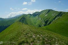 Monte Cacamillo, val di Tela, valle del Fargno (Monti Sibillini)