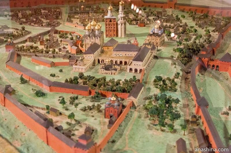 Московский Кремль, Музей Москвы