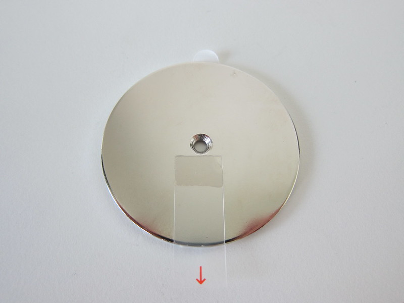 Point 2 - Magnetic Plate