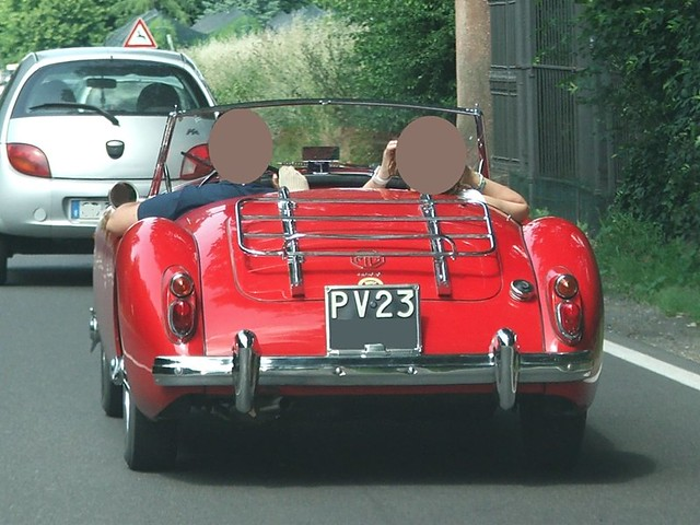 MG A 1600 - 1959