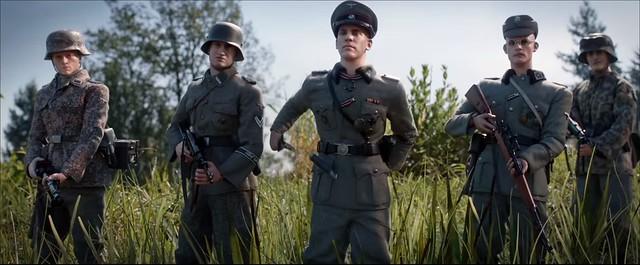 Welcome to Marwen - German Nazis