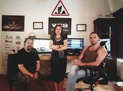 VCS Production, Cenk Kaptan, Cüneyt Gök, Özlem Acaroğlu / Ses'sis Zamanlar_(Explore, june 22, 2018)