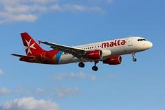 A320 9H-AEP London Heathrow 21.06.18