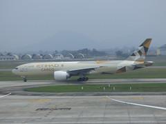 Boeing 777-FFX (A6-DDD)