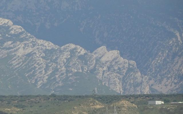 Pasando por tierras de Huesca