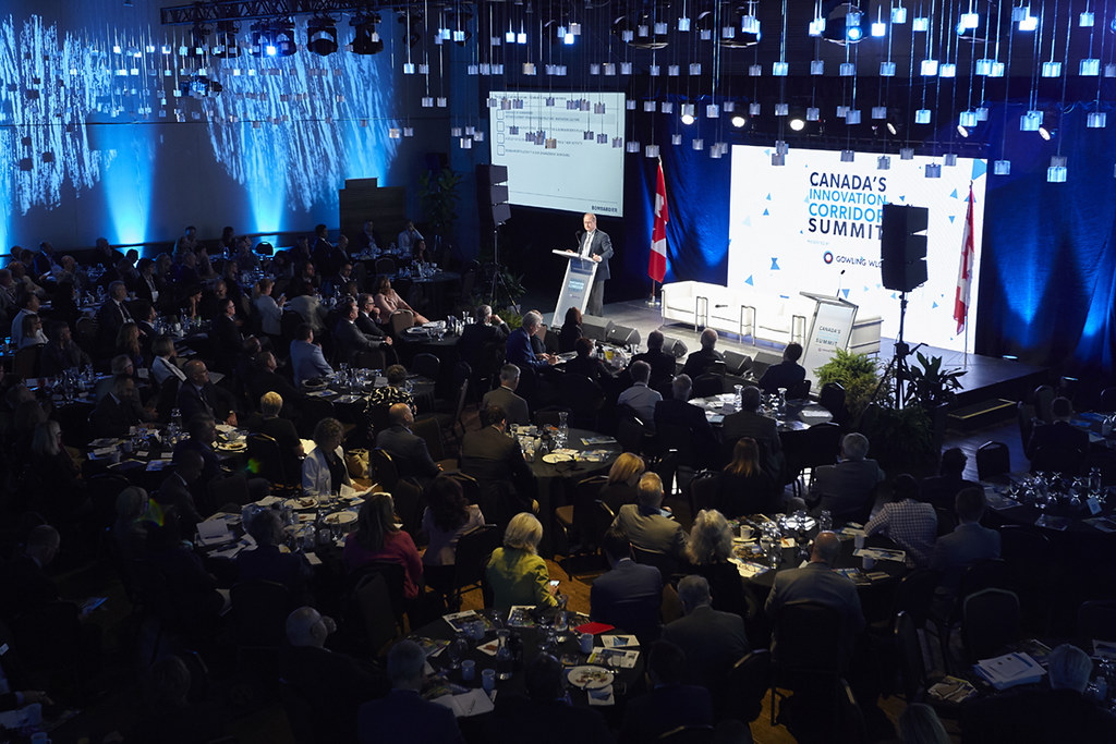 Canada's Innovation Corridor Summit