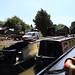 Passing boat yard