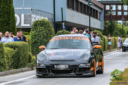 Porsche 911 GT3 RS - Sportwagenfestival 2018 Velden am Wörthersee