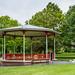 Bandstand - Victoria Park, St Helens