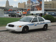 Buffalo (NY) PD Ford Crown Victoria