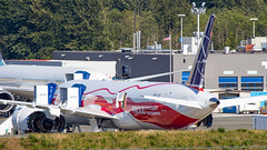 Boeing 787-9 Dreamliner SP-LSC LOT - Polish Airlines - Proud of Poland's Independence Livery