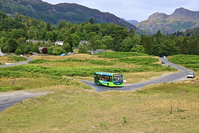 Stagecoach 'The Lakes Connection' 36105, Canon EOS 760D, Canon EF-S 18-200mm f/3.5-5.6 IS