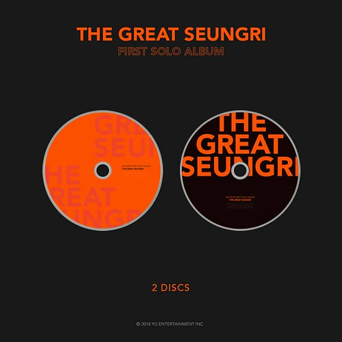 Seungri THE GREAT SEUNGRI Solo Album 2018 (21)