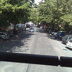 TRANSITO IN ROMA VIALE SOMALIA SUL BUS BIPIANO ROMA-MONTEROTONDO - https://www.flickr.com/people/100415935@N02/