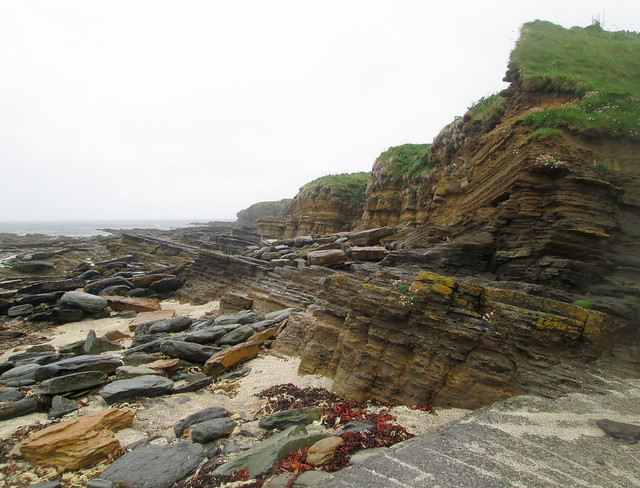 Rocks, Brough of Birsay, Orkney