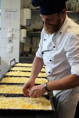 In der Küche im Kurhaus Bad Gleichenberg