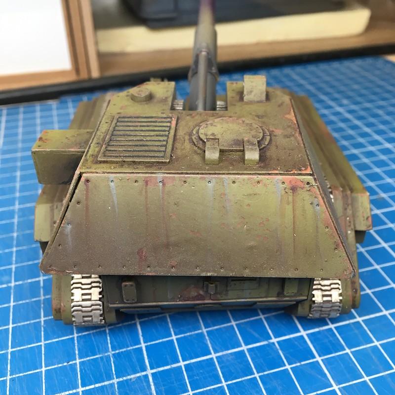 Lasercut basilisk tank green-19