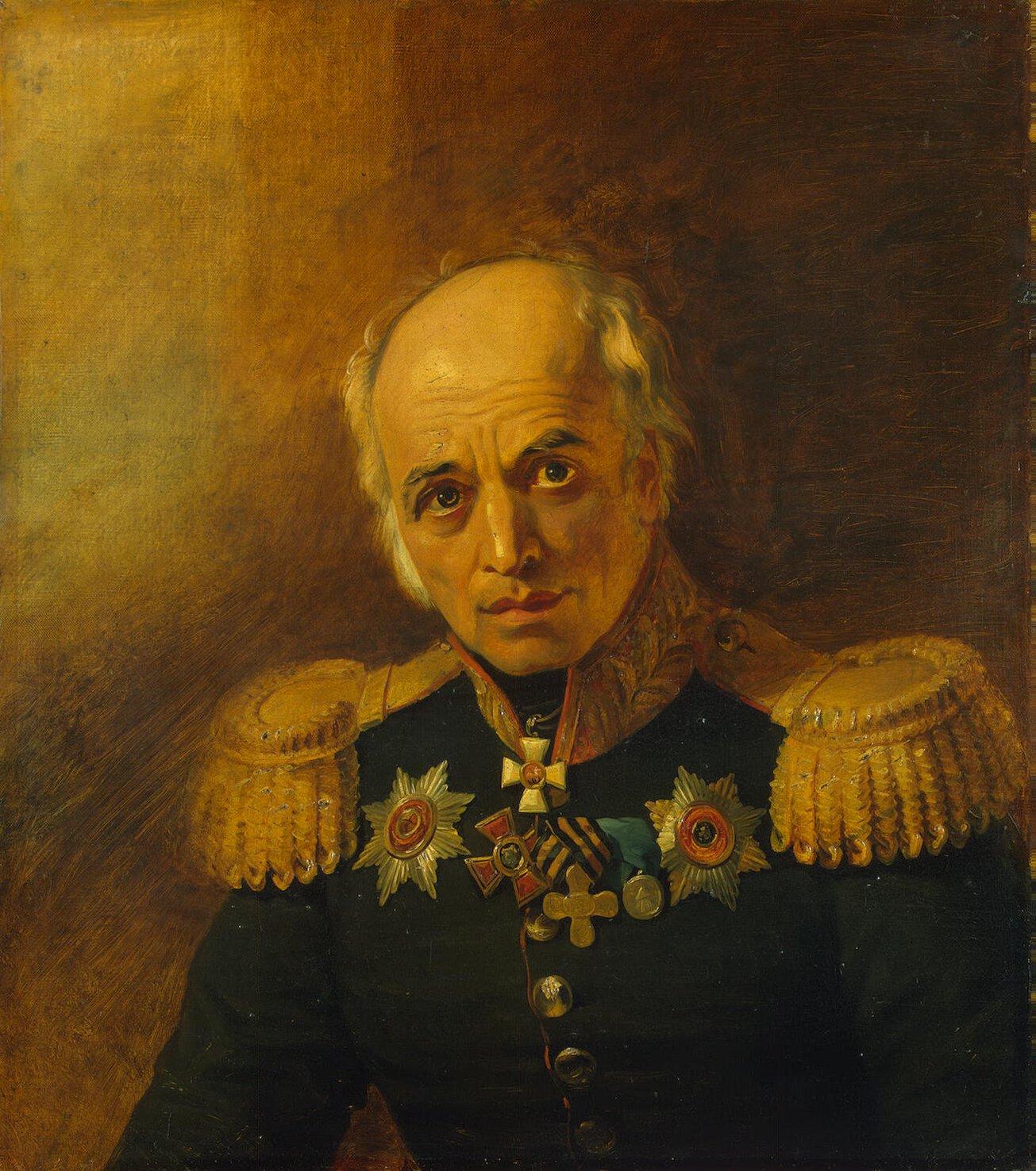 Бенардос, Пантелеймон Егорович