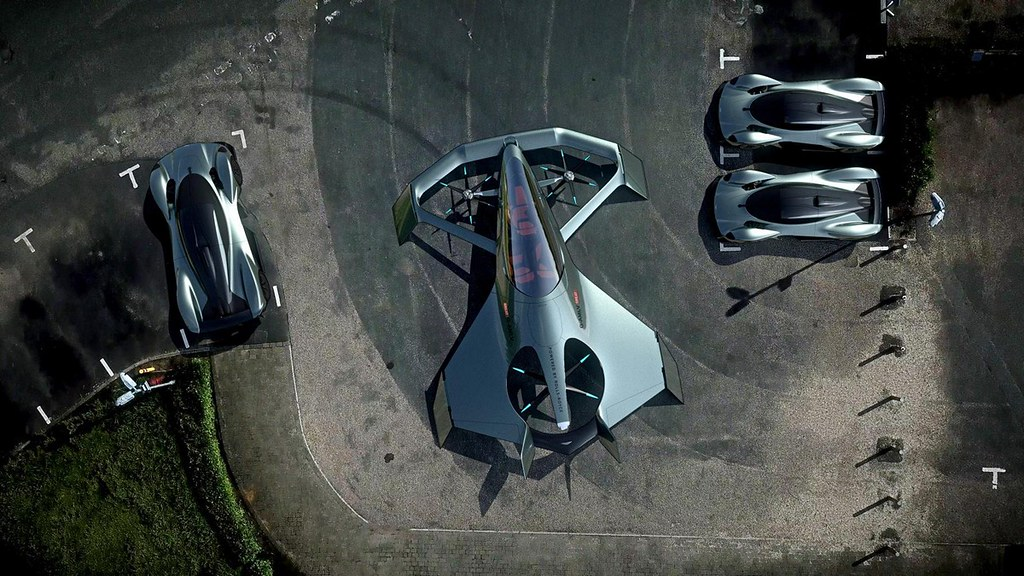 Aston Martin Volante Vision Concept 2
