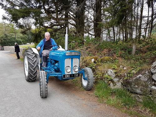 Annamoe Tractor Run
