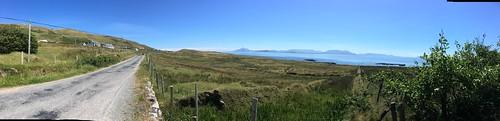 Clare Iskand, County Mayo