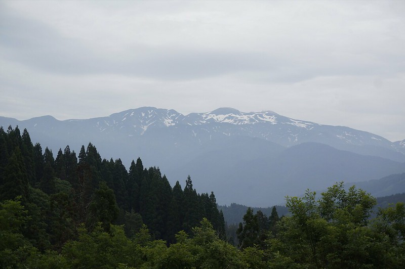 HAKUSAN Mountains