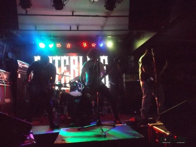 """Lanzamiento """"Devotion and Hate de Cabrio en Lemmy Bar"""