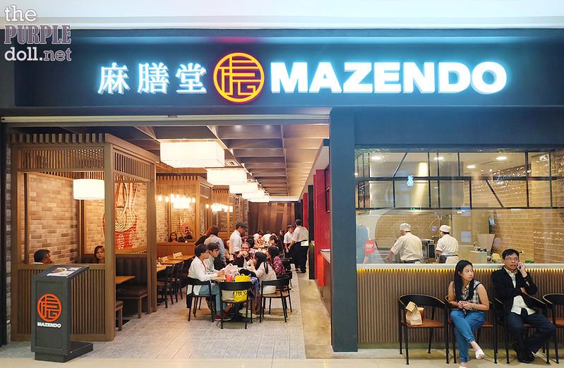 Mazendo S Maison Conrad Mall of Asia