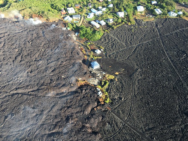 06/22/18 Kilauea, HI - East Rift Zone Eruption Event