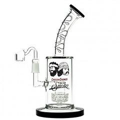 Cheech & Chong?s Big Green Van Glass Dab Rig | 10 Inch