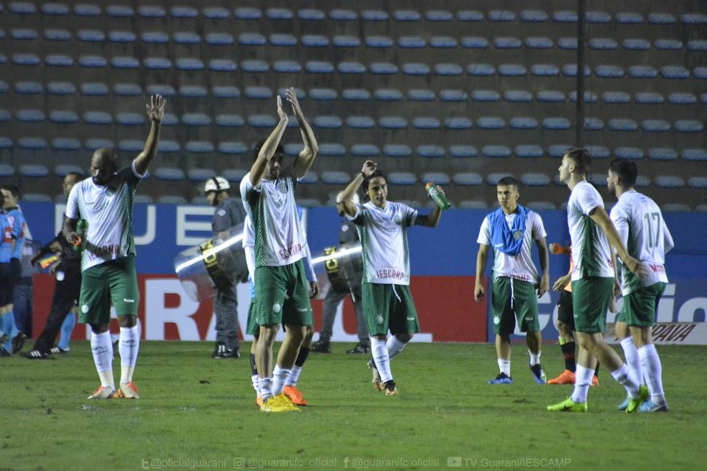 Oeste 0 x 1 Guarani