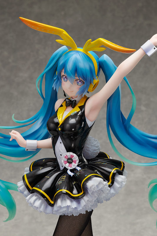 FREEing《初音未來 Project DIVA Arcade》初音未來 My Dear Bunny Ver.(初音ミク マイディアバニーVer.)1/4比例模型