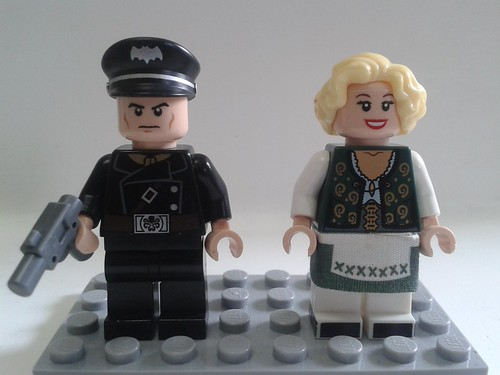 Lego WW2 Germans