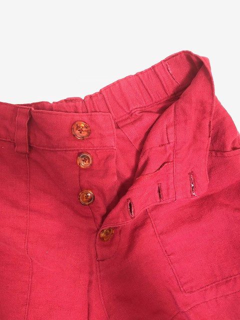 OAL 2018: Adjusting the Waistband