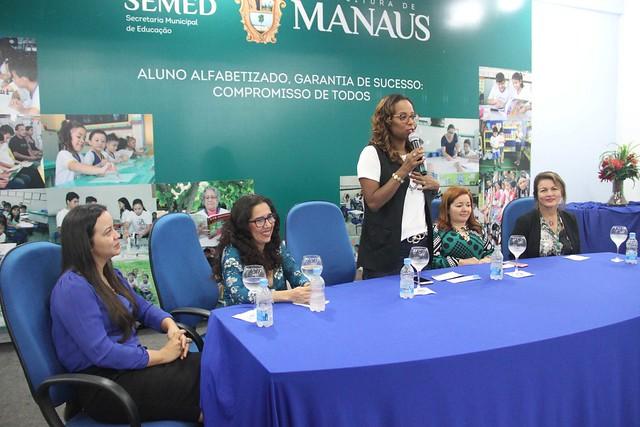 13.07.18 Semed realiza Seminário Municipal de Ensino de Ciências e reúne aproximadamente 250 professores.