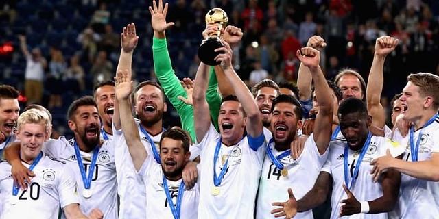 Tiga Sosok Ini Bikin Jerman Sangat Berbeda Nasib Di Piala Dunia 2018