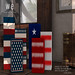 [ west end ] Decor - Land Of The Free, Home of The Brave AD FREE GIFT