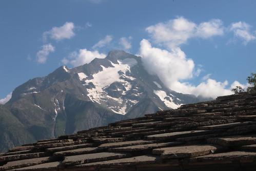 Glacier de la Muzelle, Parc National des Ecrins