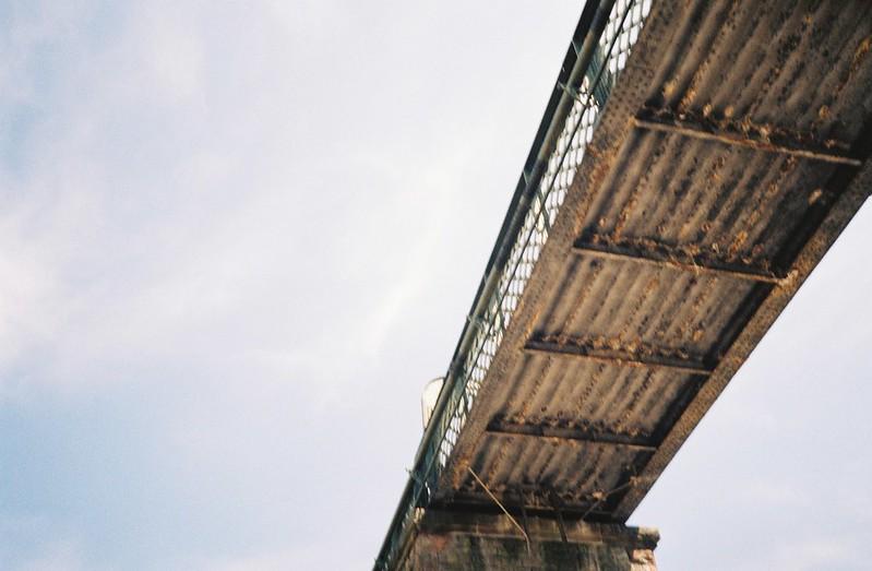 Under Vauxhall Bridge