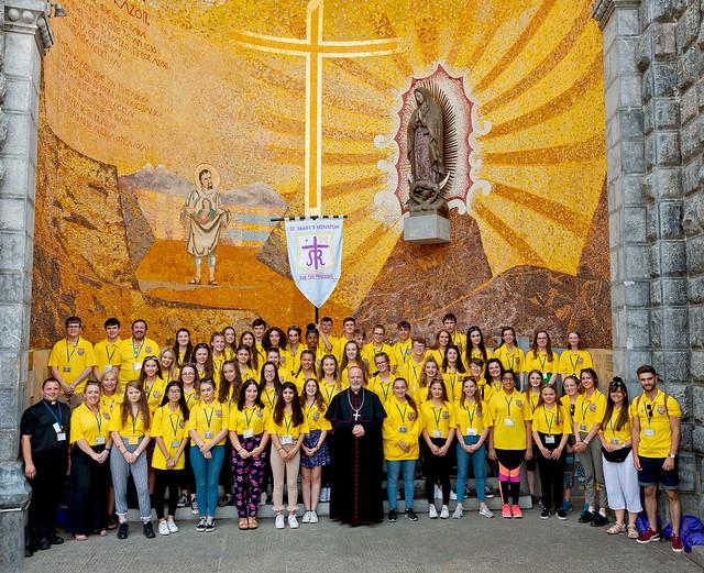 Lourdes Pilgrimage 2018