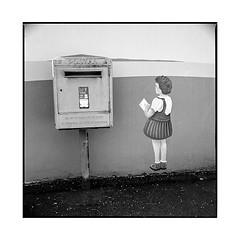 the letter • arnay, burgundy • 2017