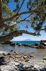 Ικαρία/Ikaria - View towards Samos